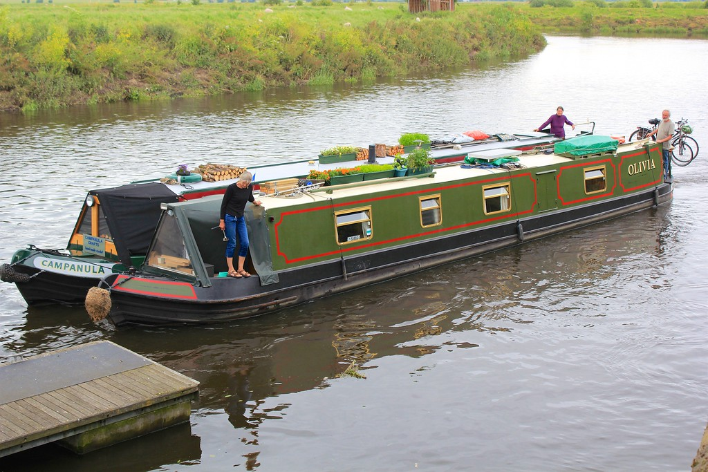 Selby Canal – Knottingley
