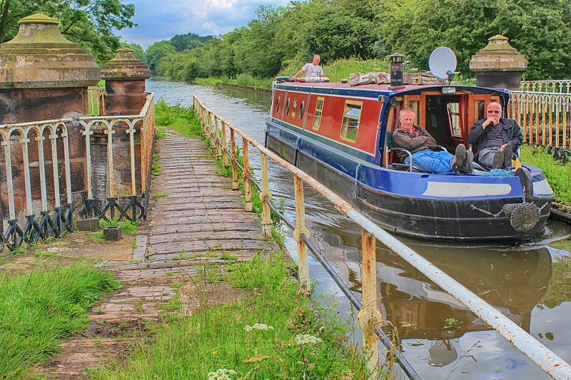 Shropshire Union Canal – Brewood