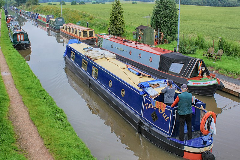 Shropshire Union Canal – Norbury