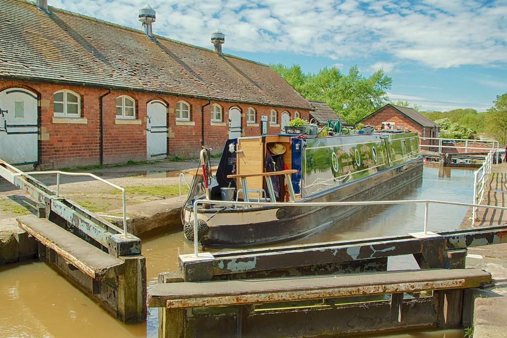 Shropshire Union Canal – Bunbury