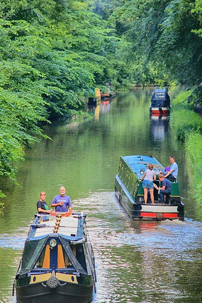 Shropshire Union Canal – Church Eaton