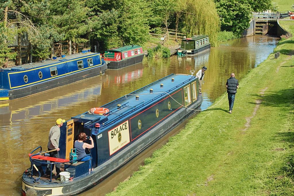 Shropshire Union Canal – Beeston