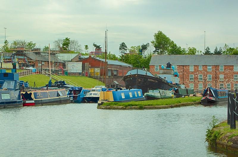 Shropshire Union Canal – Ellesmere Port