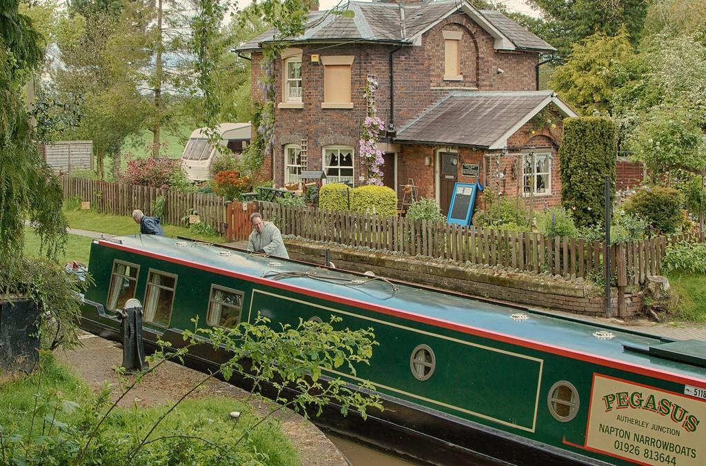 Shropshire Union Canal – Audlem