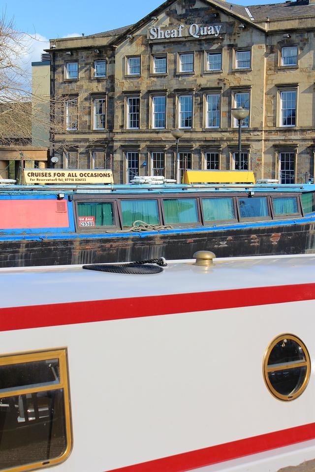 South Yorkshire Navigations – Sheffield