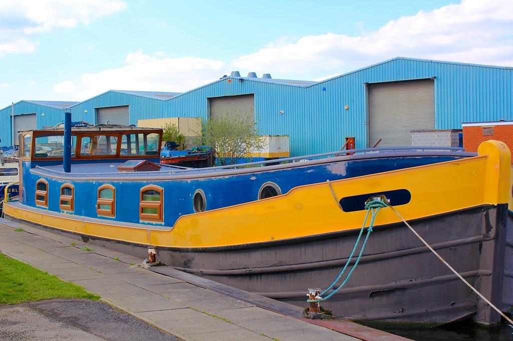 South Yorkshire Navigations – Rotherham