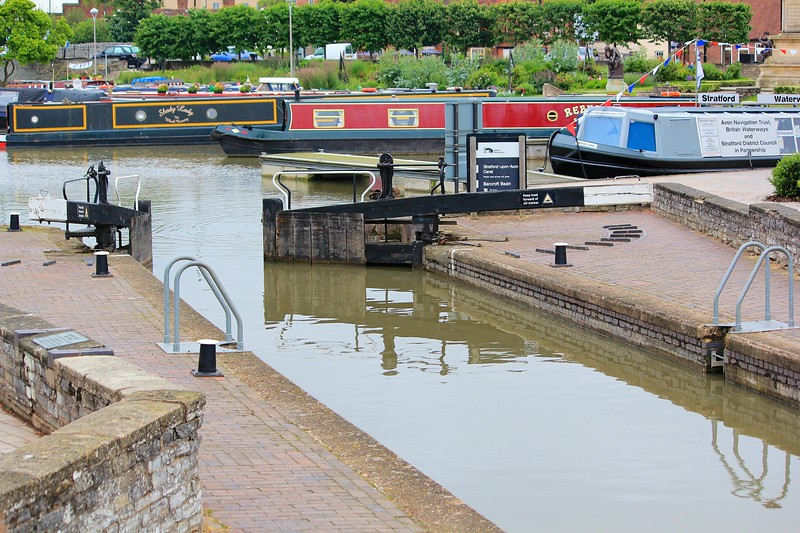 South Stratford Canal – Stratford-upon-Avon
