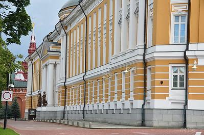 Kremlin Senate, Moscow, Russia - 1776-1790