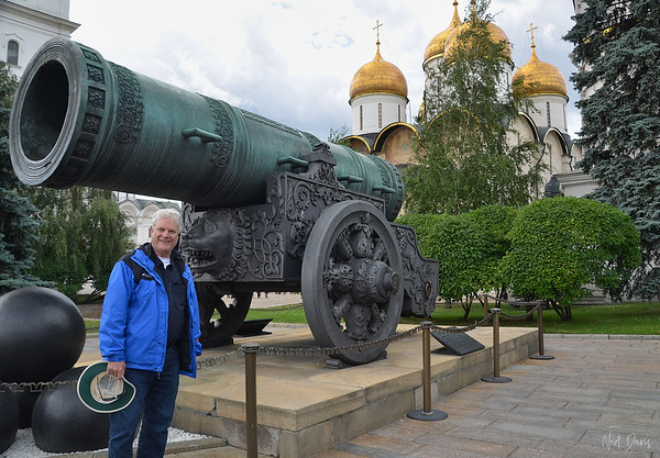 The Tsar Cannon - 2016