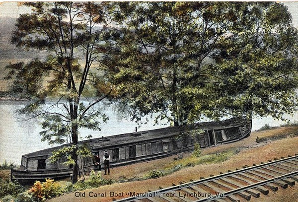 The Canal - Lynchburg Museum Photos