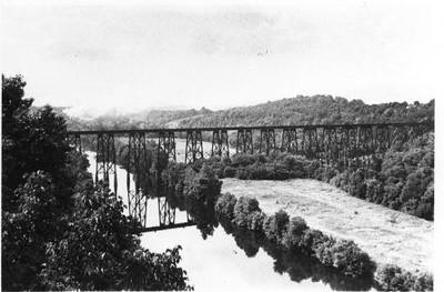 Southern Railroad Trestle (00762)