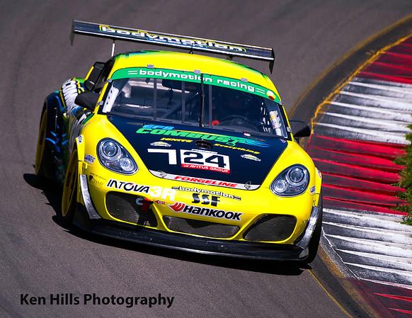 Watkins Glen PCA Club Race  - 2014 (Bodymotion Racing)
