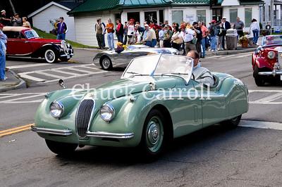 Watkins Glen  -  U. S. Vintage Grand Prix  -  Friday September 10, 2010  - Sportscar Vintage Racing Association  ( SVRA )