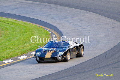 Watkins Glenn  - Vintage Grand Prix - Thursday September 5. 2013