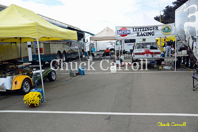 Watkins Glenn  - Vintage Grand Prix -Saturday  September 7. 2013 - Paul Stinson & Bob Leitzinger