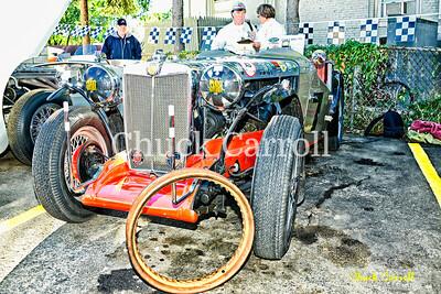 Watkins Glenn  - Vintage Grand Prix - Friday September 6. 2013