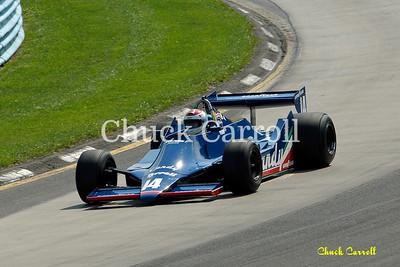 Watkins Glenn  - Vintage Grand Prix - Friday 2012
