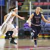 Watkins Glen Girls Basketball Sectional Win Against Moravia, 2-27-16.
