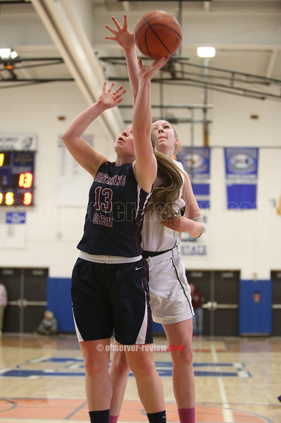Watkins Glen Girls Basketball 3-5-16.