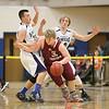 Watkins Glen and Odessa-Montour Boys Basketball 1-12-16.