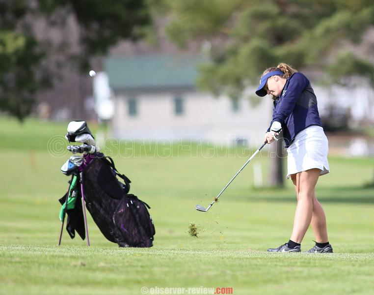 Watkins Glen and Odessa-Montour Girls Golf 5-4-16.