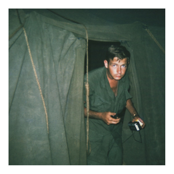 LW18: Alan Rinehart with a camera