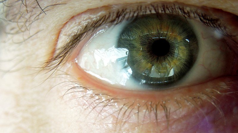 Monday Day 10 - Focusing on Eyes