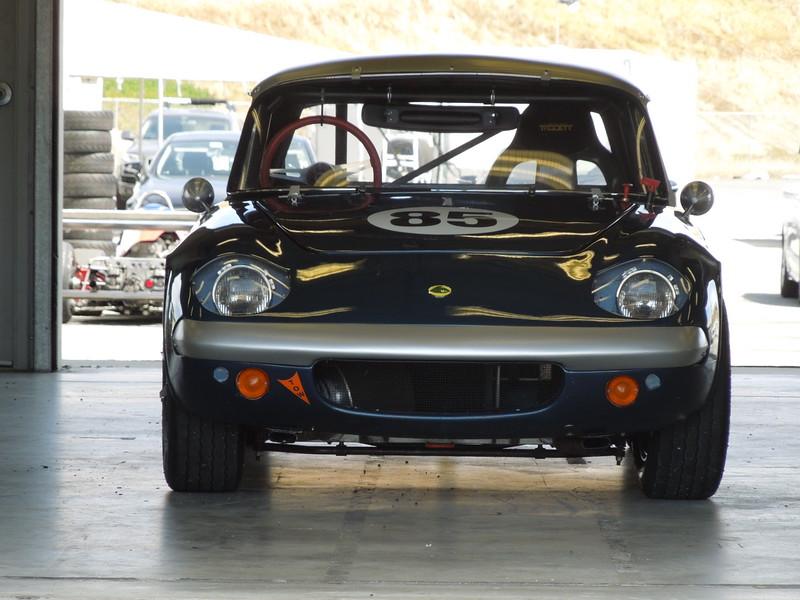 Lotus in the Garage