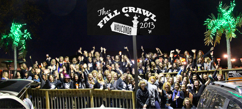 Wauconda Fall Crawl 2013