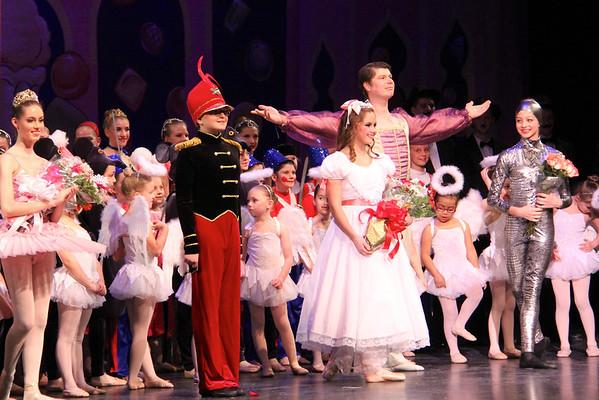 Academy of Ballet Wauconda - Nutcracker 2013