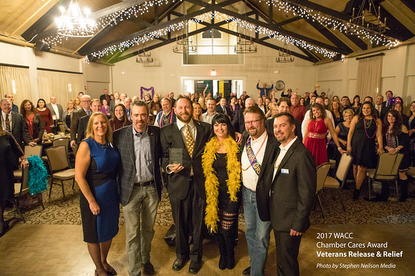 2017 WACC Awards Banquet