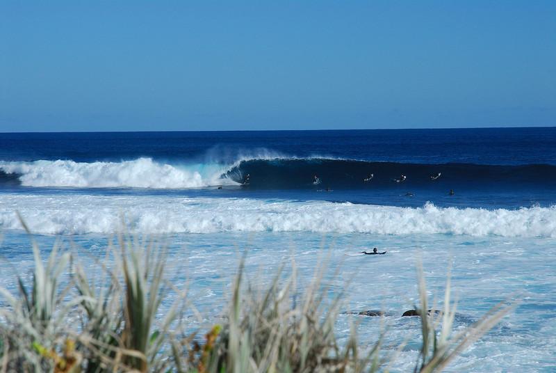 Lefties, Gracetown, Western Australia