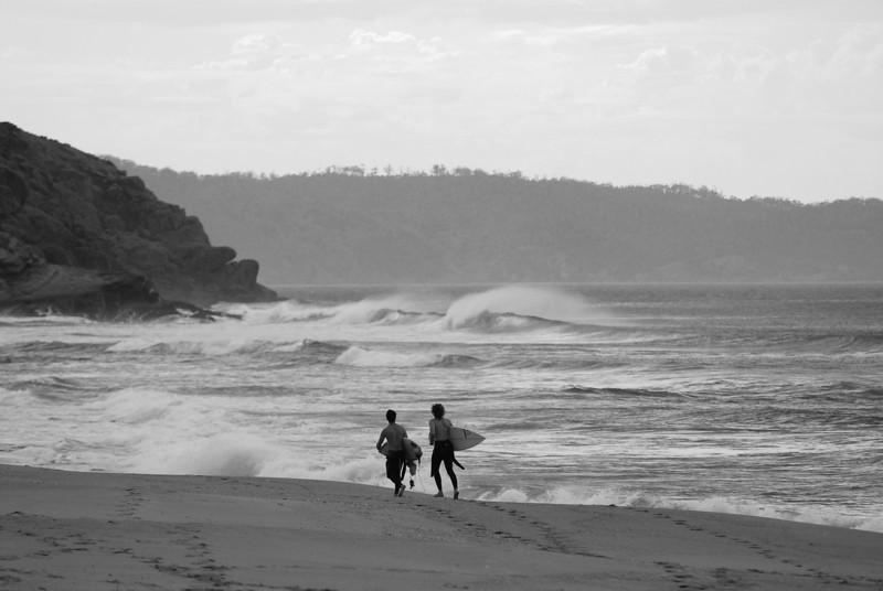 Goats Beach, South Arm, Tasmania