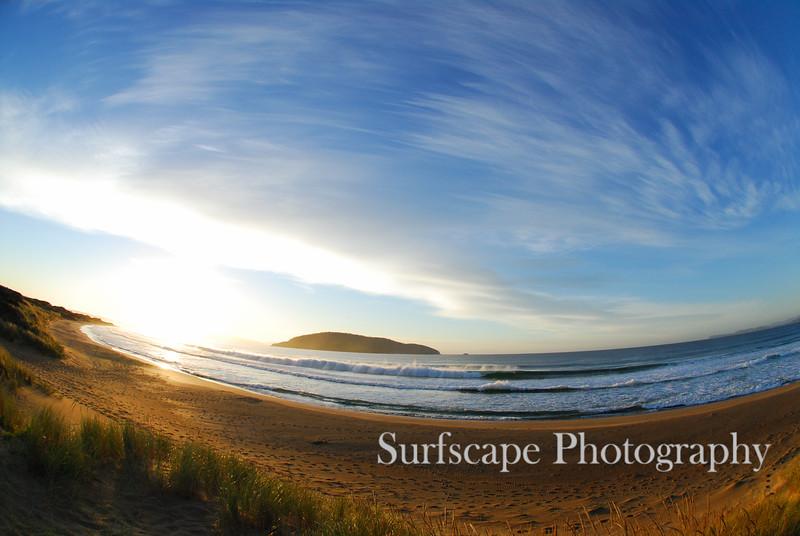 Sandpits, South Arm, Tasmania