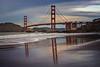 Golden Gate Blue Mood