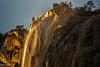 Yosemite Firefall Liquid Gold