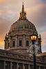 Golden Holidays at San Francsco City Hall