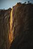 Yosemite FireFall Fire Starting