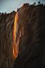 Yosemite Glow Orange Alert
