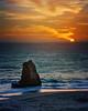 Davenport Blue Sunset