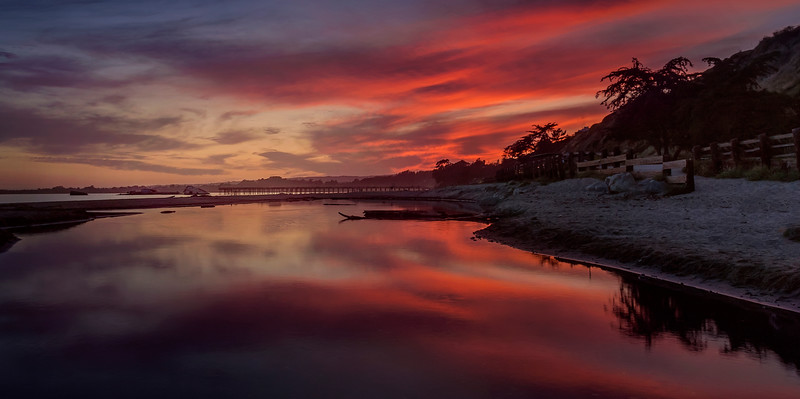 """Hi!  Thank you for your interest in my photos!  The best recommended print sizes available for this image are: 8""""x16"""" 10""""x20"""" 12""""x24"""" 15""""x30"""" 24""""x24"""" due to the 1:2 panoramic aspect ratio.  Get a beautiful print on high-quality paper to be framed to match your decor!  Or you can choose ready to hang Wall Art on Canvas, Metal, or Maple Wood. Please don't hesitate to press the """"Contact' tab in the menu options at the top of the page if you have any questions."""