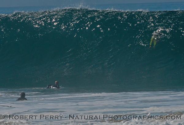 1-waves Hurricane Marie 2014 08-27 Zuma- Westward Bch-090