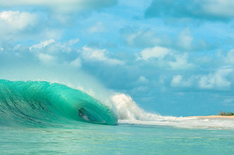 Caribbean Shorebreak
