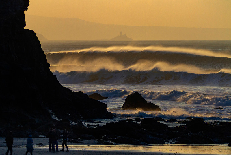 Huge Swell