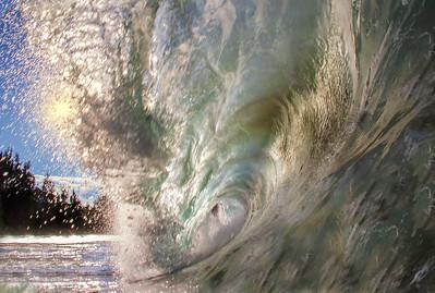 Sunburst Wave
