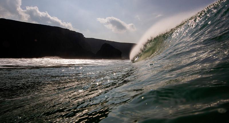 Sparkling Surf