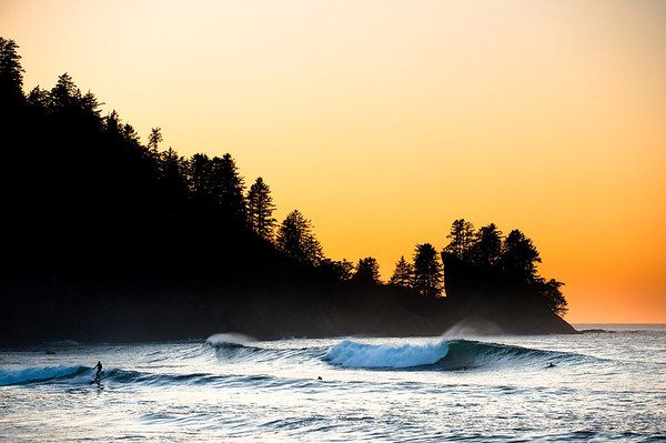 Pacific North West Sunsets