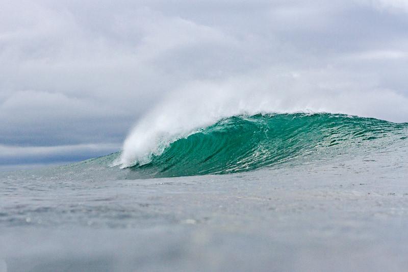 Ocean Colour Seen