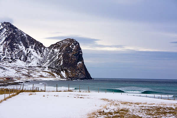 Another Unridden Lineup  in Norway