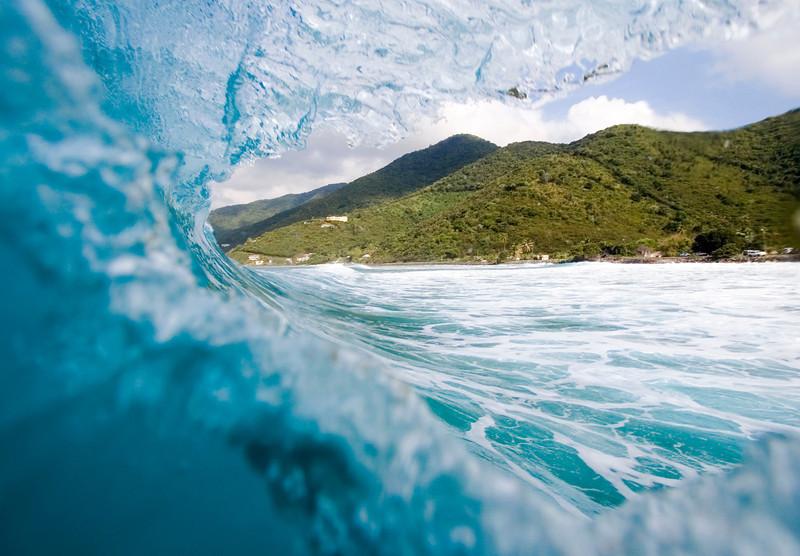 Water Shots BVIs